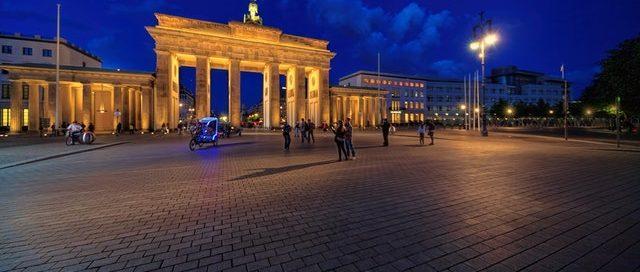 Kota Besar di Jerman